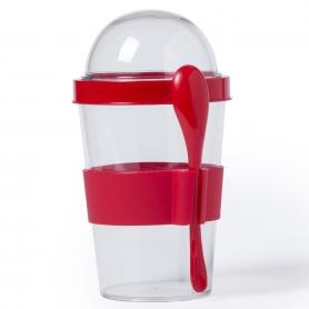 Vasos Originales para Regalo Color: rojo Vasos 4,14€