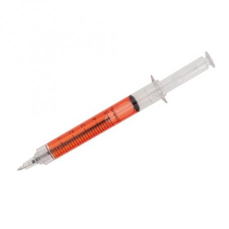 Bolígrafo Medic Color: azul, roj Boligrafos