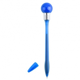 Bolígrafo Nicky Color: ama, azul, fucsi, nara, roj, ver