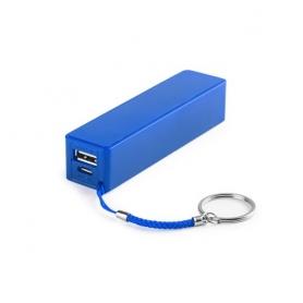 Power Bank Kanlep Color: azul, bla, fucsi, neg, ver Regalos