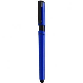 Bolígrafo Soporte Mobix Color: azul, fucsi, nara, neg, roj, ver
