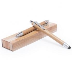 Set bolígrafos y portaminas