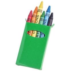 Caja Ceras Tune Color: ama, azul, bla, nara, roj, ver Detalles
