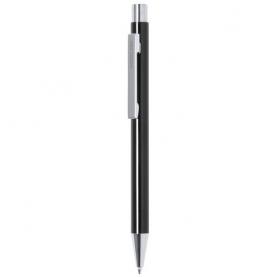 Bolígrafo Sultik Color: neg, plat Boligrafos