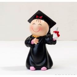 Figura Pastel Pita Graduada
