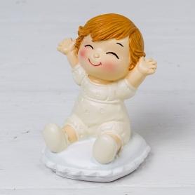 Figura Bebé Pop &fun Sentado En Cojín  Figuritas e Imanes