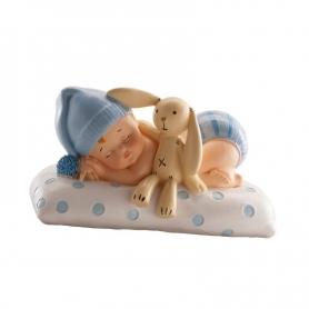 Figura de Bautizo Niño con Peluche 6.37 €