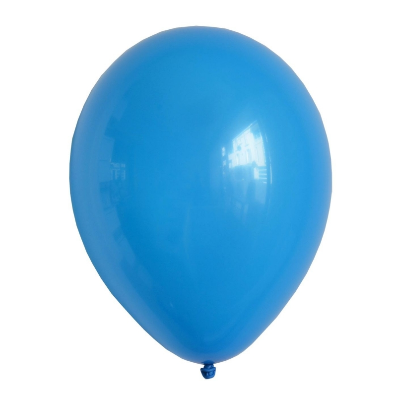 Globo Azul  Globos Decorativos para Bodas