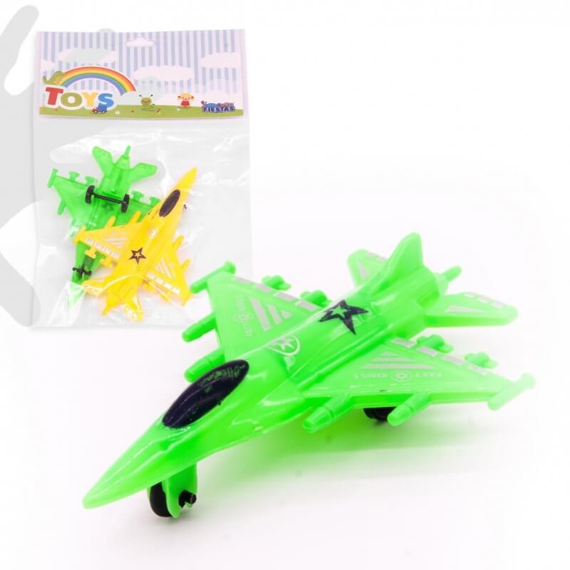 Pack juguetes de avión para Piñatas  Piñata y Accesorios