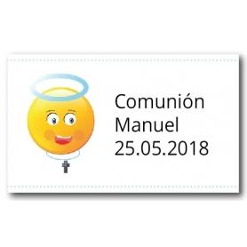 Detalle de Comunión Costurero Personalizado