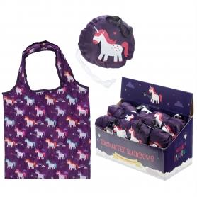 Bolsa Plegable de Unicornio  Regalos para Mujeres Regalos