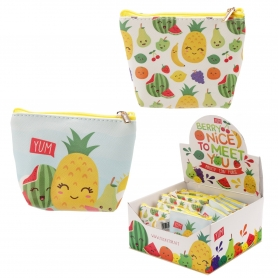 Monedero Frutas  Monederos Regalitos 2,57 €
