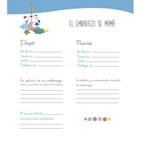 Libro del Bebe Ideas Originales Detalles Bautizo