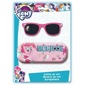 Gafas de Sol y Funda de Little Pony