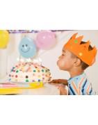 Detalles Cumpleaños Niños