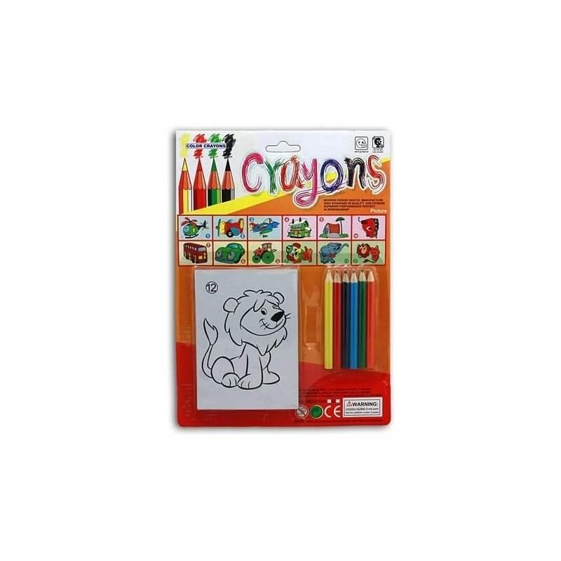 Detalles para niños colorear