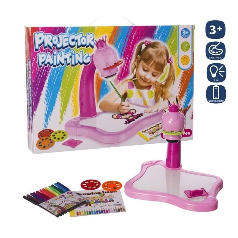 Proyector para colorear